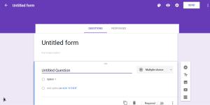 Google-Form-Untitled