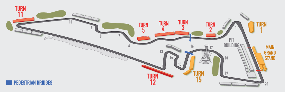 Formula 1 Austin Tickets >> Circuit Of The Americas Seating Chart - Circuit of the americas seating map circuit of the ...