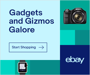 Shop Gadgets on eBay