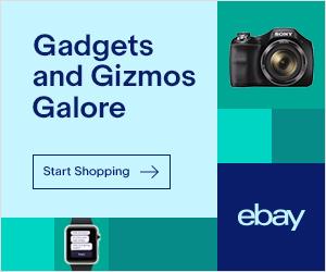 Shop Gadgets on eBay